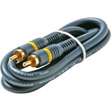 Steren 254-115BL 6 ft Composite Video Cable